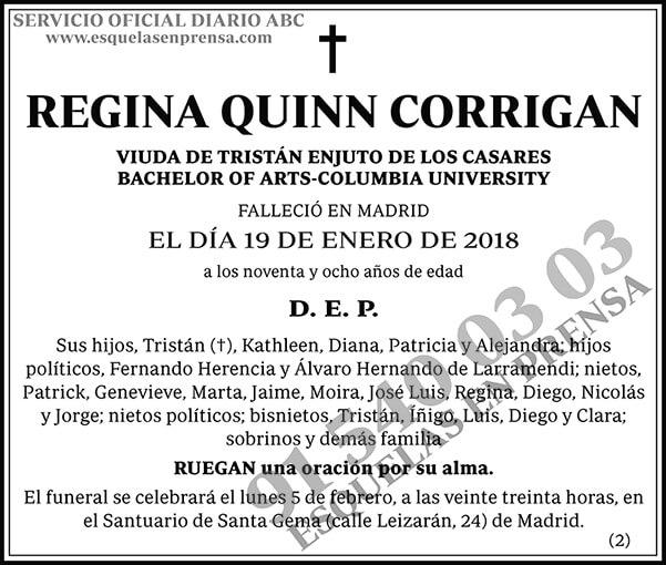 Regina Quinn Corrigan